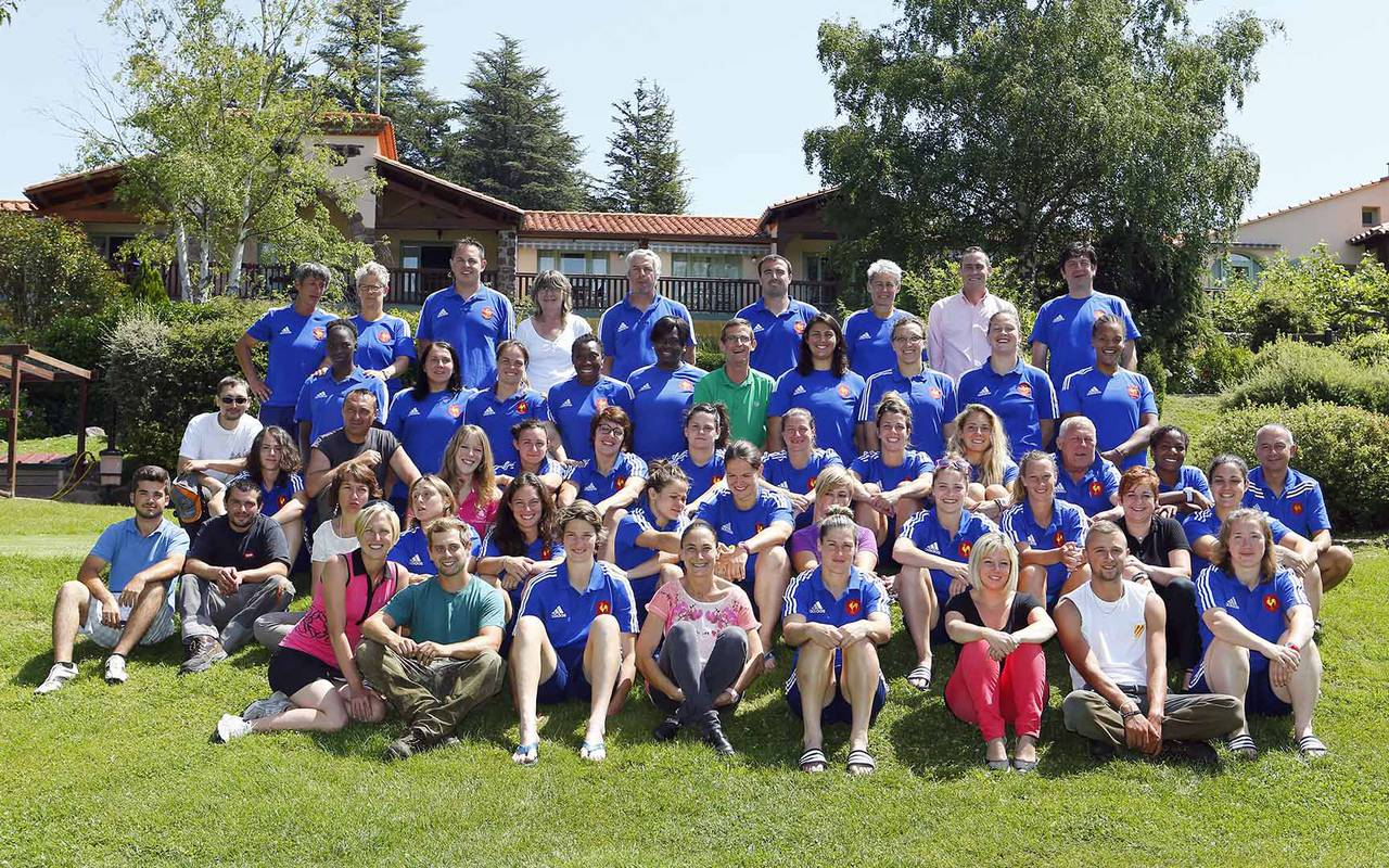 Sports course in hotel amelie les bains