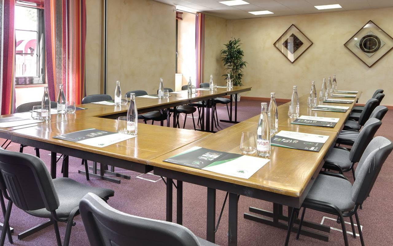 Sala de seminarios para eventos Pirineos Orientales