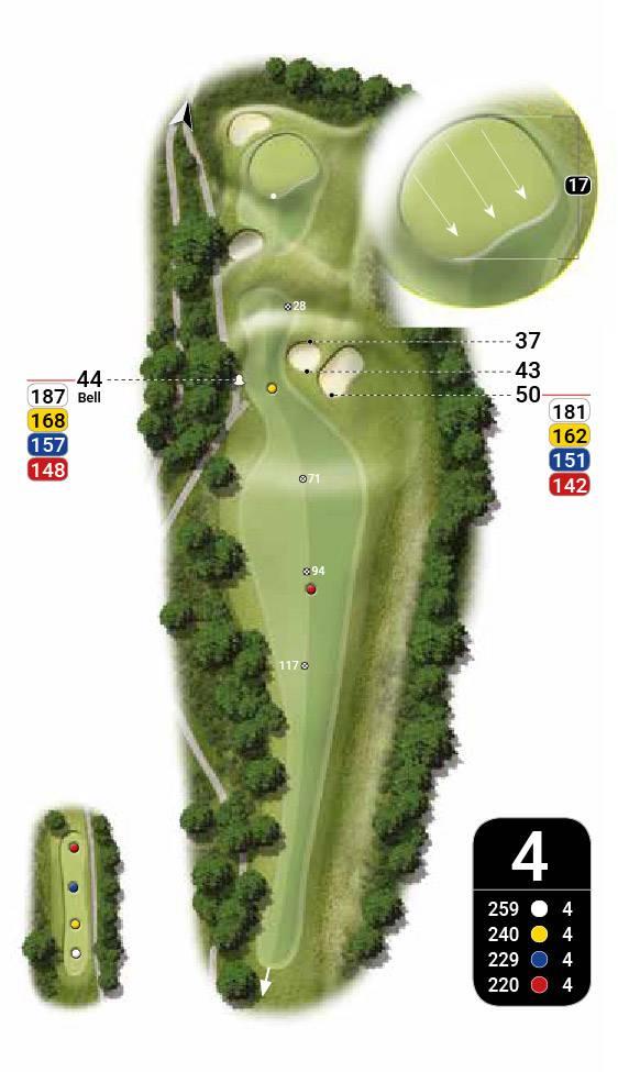 plan 4 golf languedoc roussillon