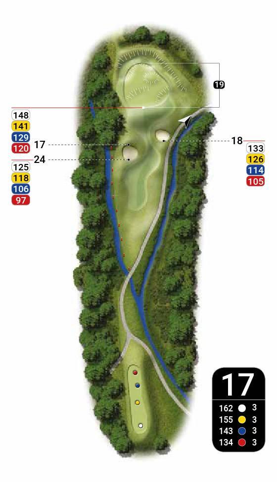 plan 17 golf languedoc roussillon