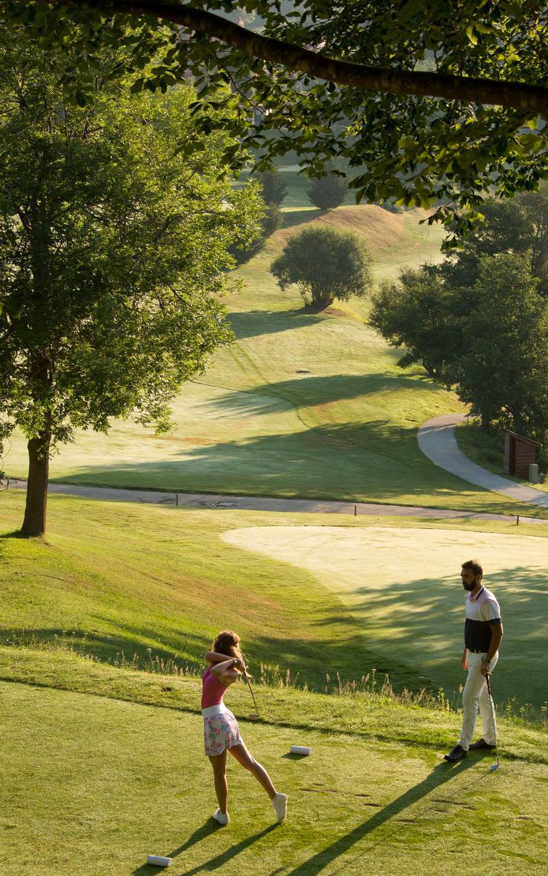 cours de golf vacances catalogne
